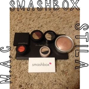 Smashbox, MAC, Stila