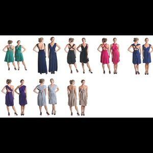 Tart Dresses - Tart Short Infinity Dress
