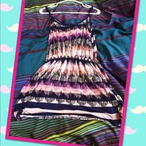 Dresses & Skirts - Multicolored summer dress