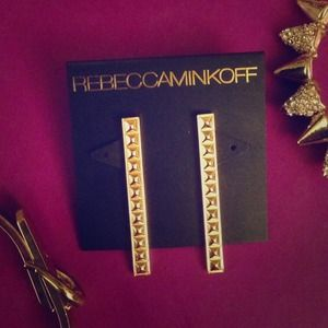 SALE: % Authentic Rebecca Minkoff Earrings!