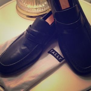 AUTHENTIC BALLY SHOES