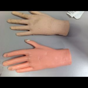 Other - 2 Cosmetology practice hands