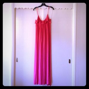 Rachel Pally Maxi Dress Size Large worn once!