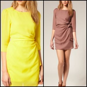 ASOS Dresses & Skirts - Yellow ASOS dress