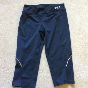 Other - Fila Running/Work-out bottoms.
