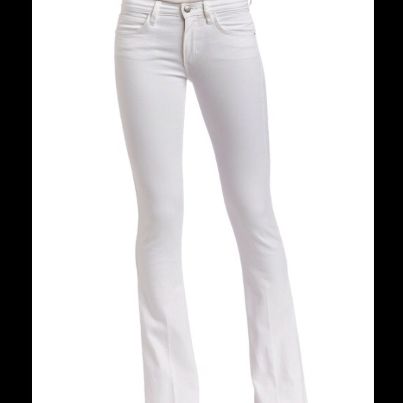 Joe's Jeans - White Joe's Jeans- Honey Fit from Elise's closet on ...