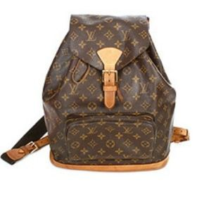 Authentic Louis Vuitton Backpack!