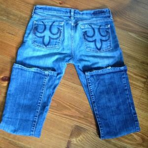 AWESOME DPD JEANS MED WASH SIZE 29