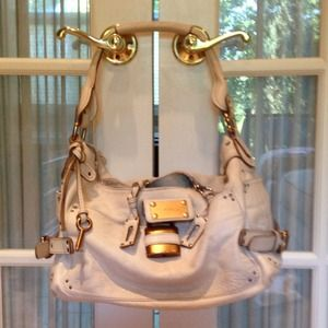 Authentic Chloe Paddington Square shoulder bag.