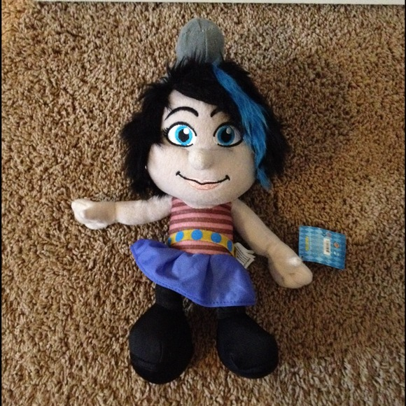 Kelly Toy Other Smurfs The Smurfs 2 Vexy Character Plush Poshmark