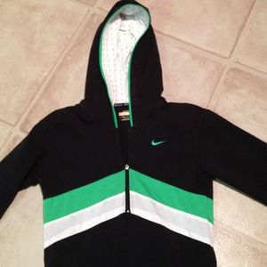 Nike for dry half zip jacket