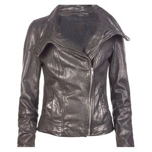 ⬇️REDUCED HPAll Saints Heston Leather Jacket