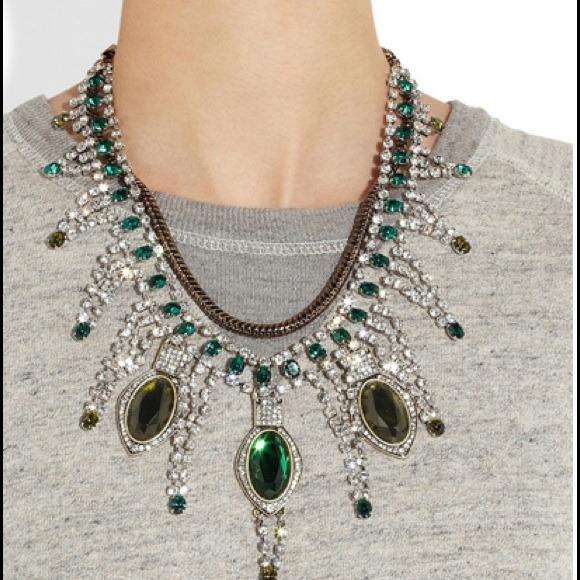 Lulu Frost Absinthe Necklace