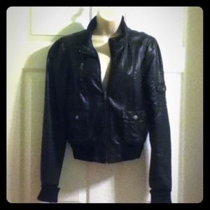 H&M Jackets & Blazers - Biker jacket *REDUCED*
