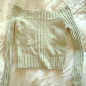 MANGO sweater. Size 8.