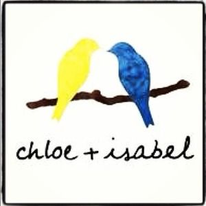 Chloe & Isabel * Sculpted Feather Collar Necklace*