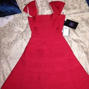 Herve Leger Dress NW % authentic❗
