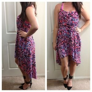 Cotton On Dresses & Skirts - Printed High Low Dress