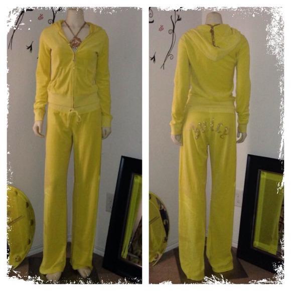 Juicy Couture Jackets Coats Rhinestone Velour Tracksuit Poshmark