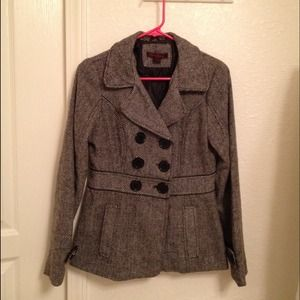 Tilly's Jackets & Coats - Tilly's tweed peacoat