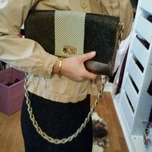 Elliott Lucca Clutch Bag, New