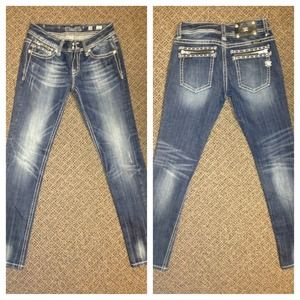 Brand new miss me jeans. Never been worn