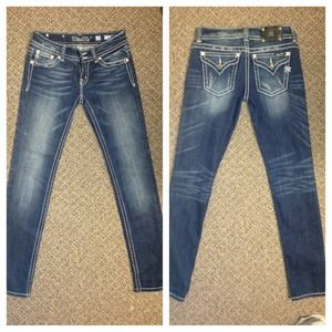 Another pair of never been worn miss me jeans!