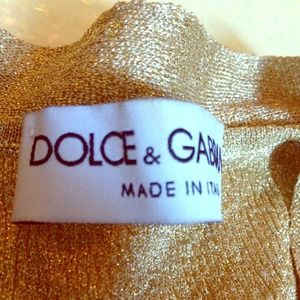 Dolce & Gabbana - Less is More