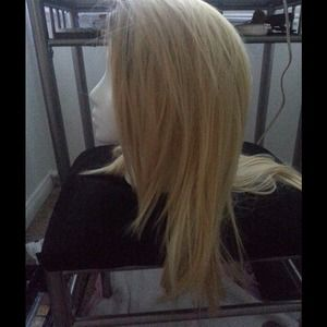 Other - SOLD Front Lace Synthetic Wig