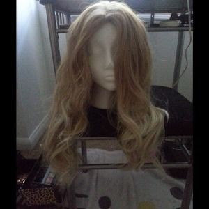 Other - Synthetic Blonde Wig