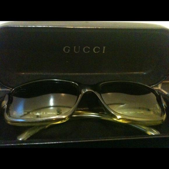 4e0535178b1 Authentic Gucci Sunglasses Case