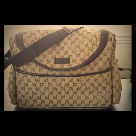 54feed35c Gucci Bags | Sold On Tradesy Auth Diaper Bag | Poshmark