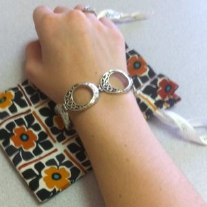 Brighton  Jewelry - Cute Brighton bracelet and pouch!