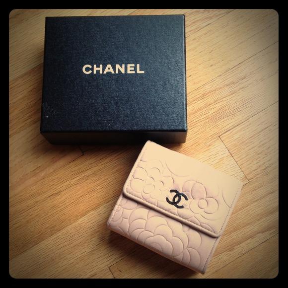 80% off CHANEL Handbags - Authentic RARE Chanel Camellia ...
