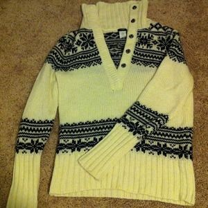 J. Crew Sweaters - J. Crew Fair Isle Sweater