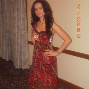 Evening dress by Nicole Miller