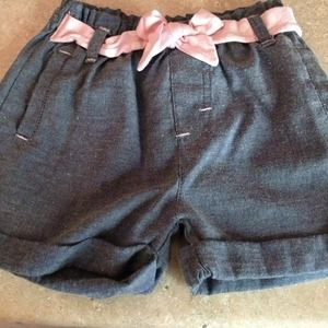 12 Month Girl Shorts from Disney Baby!