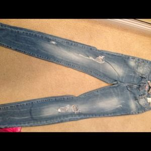 Zara jeans :)