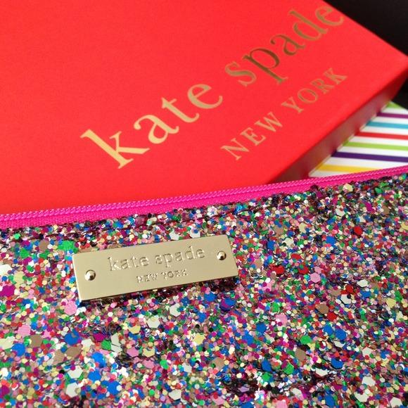 🎉2X HOST PICK🎉Kate Spade Glitterball Gia