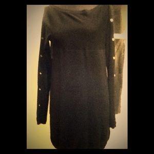 💙SOLD💙 Liz Claiborne Wool Dress Sleeve Buttons