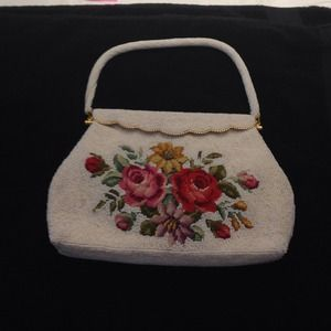 Handbags - 📌Host Pick Vintage Handmade Purse From Hong Kong
