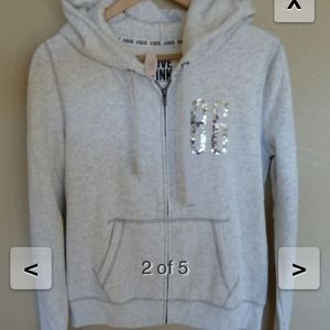 Victoria's Secret Sweaters - Looking for this hoodie!!!!!