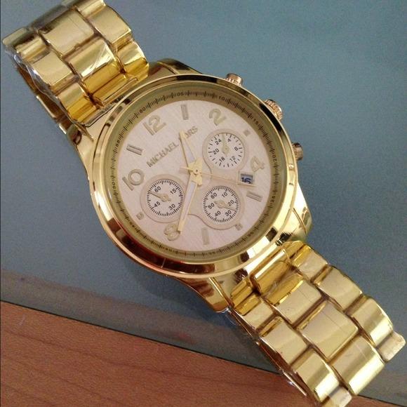 117fc3cacfd5fc designer inspired Accessories   Michael Kors Watch   Poshmark