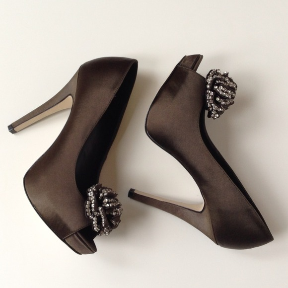 Steve Madden Shoes - SALE! STEVE MADDEN Luxe Crown Peep Toes