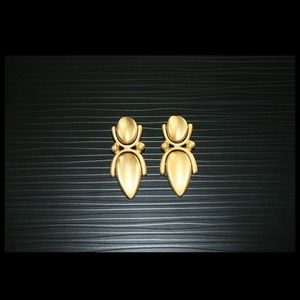 1967 Grasshopper Earrings