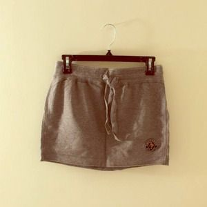 Dresses & Skirts - Grey sweat skirt