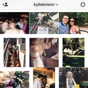 Follow me on Instagram - @Kyliebrienn