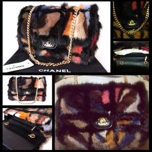 Vintage Chanel evening bag