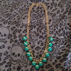 HOST PICK J. Crew Bauble Necklace REDUCED