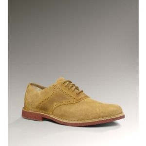 ⚡Sale⚡UGG chestnut wingtip shoes